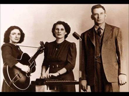 The Carter Family - I'm Working on a Building (1934 Studio Version), image from YouTube