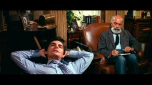 Portnoy's Complaint movie, Richard Benjamin and D.P. Barnes (as Dr. Otto Spielvogel)