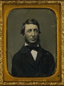thoreau daguerrotype
