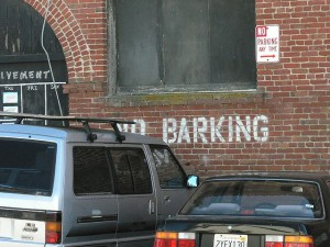 No Barking in Point Reyes