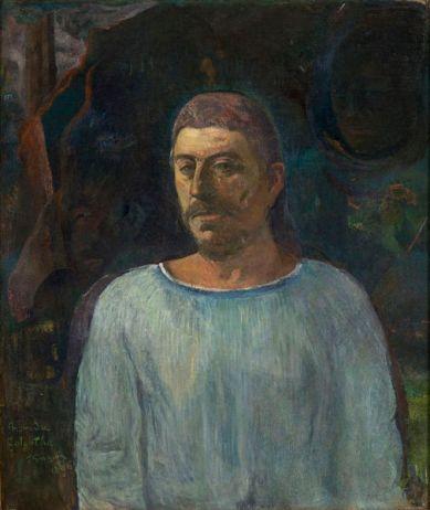 Gauguin_Self-portrait_near_Golgotha_1896