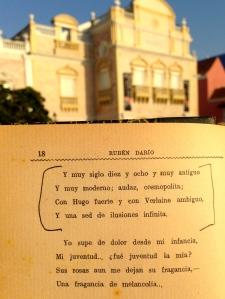Ruben Dario Lit Poetry