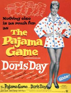 The Pajama Game movie with Doris Day