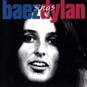 Baez Sings Dylan, album cover