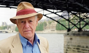 James Salter in Paris. Photograph: Ulf Andersen/Getty Images