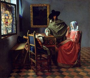 400px-Jan_Vermeer_van_Delft_-_The_Glass_of_Wine_-_Google_Art_Project