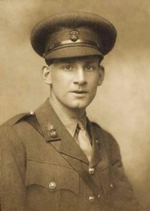 Siegfried Sassoon (May 1915) by George Charles Beresford