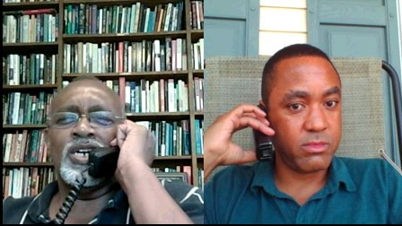 Brown University's Glenn C. Loury and John McWhorter, of TIME and Columbia University