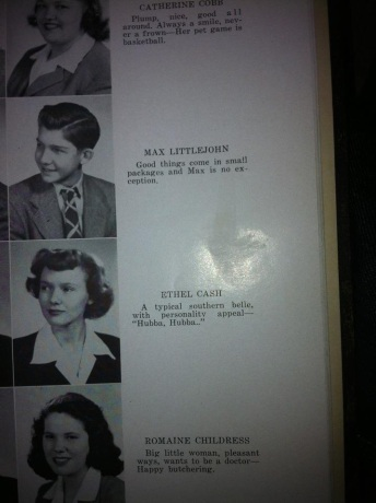 Sexist Yearbook Photos