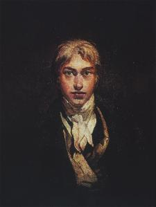 J.M.W. Turner, Self-Portrait, c. 1798, oil, 28 3/4 x 22 3/4, Tate Gallery