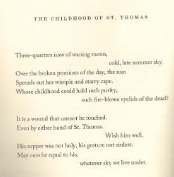 Wright poem