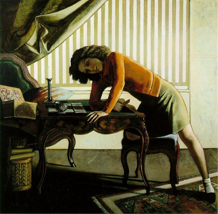 Balthus Solitaire