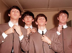 Beatles suits