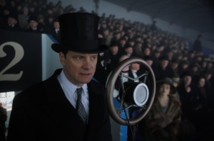 Colin Firth in The King's Speech, directed by Tom Hooper, 2010