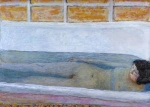 Pierre Bonnard, The Bath (Baignoire - Le Bain), 1925, Tate, London