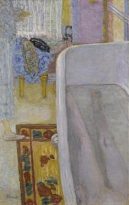Pierre Bonnard, Nu dans la baignoire (Nude in the Bath), 1925, Tate London