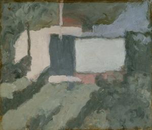 Giorgio Morandi Paesaggio (landscape), 1962, Bologna Museo Morandi