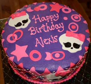 Happy Bday Alexis