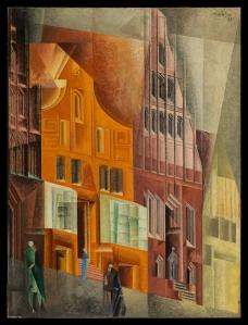 Feinenger Gables I, Smith, 1925