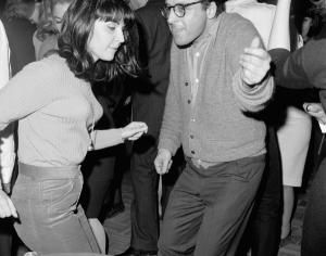 Dancing couple: New York Daily News photos of New York City fashion in the 1960s .