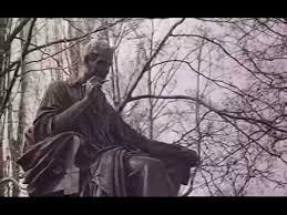 Statue Jean-Jacques Rousseau Geneva