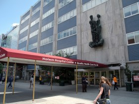 Harlem Hospital, New York City