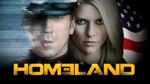 Homeland TV show publicity