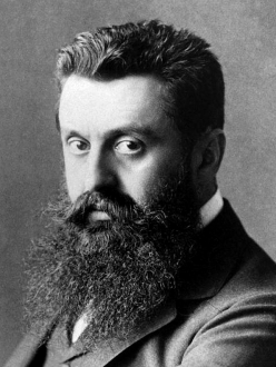 Theodor Herzl (retouched)