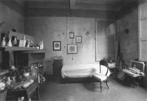 Morandi's Bologna studio