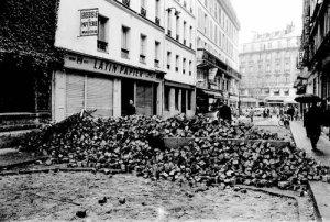 French barricades
