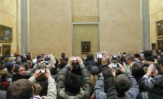 La Goconda louvre Mona Lisa La Joconde Da Vinci