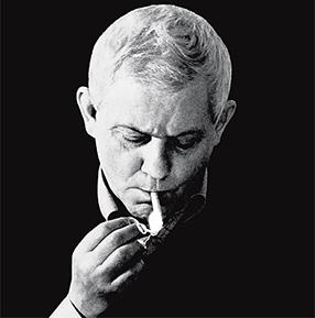 Zbigniew Herbert; Photo credit: Anna Beata Bohdziewicz