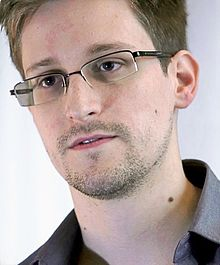 Edward Snowden during interview with Glenn Greenwald and Laura Poitras, June 6, 2013
