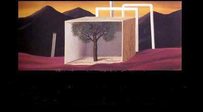 Magritte, Le parc du vautour (The Vulture's Park), 1926