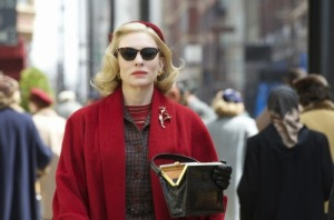 Cate Blanchett in Carol, directed by Todd Haynes, 2015