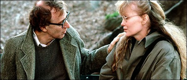 Crimes-and-Misdemeanors, Woody Allen and Mia Farrow