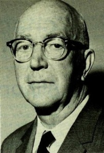 Gordon Allport, psychologist