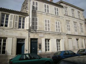 fig. 6 Loti house Rochefort street facade