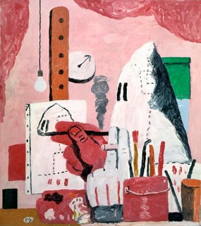 Philip Guston, The Studio, 1969, Private collection