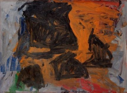 Philip Guston, The Light, 1960, Private Collection