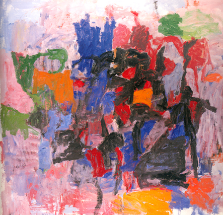 Philip Guston, To Fellini, 1958