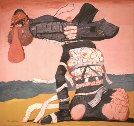 Philip Guston, San Clemente, 1975