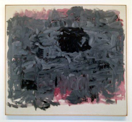 "Philip Guston, ""Stranger,"" 1964, Private collection"