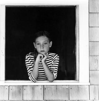 Olive Pierce, Girl in Window, 1964