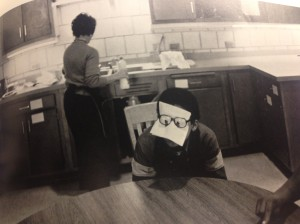 Olive Pierce, Cooking Class, 1983
