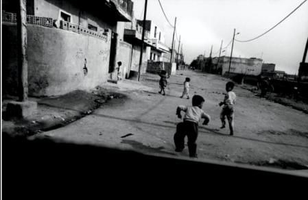 Olive Pierce, Five children, Basrah, 1999