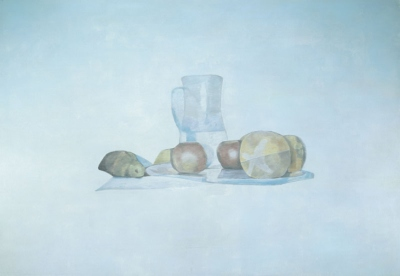 Luc Tuymans, Untitled (StillLife), 2002, Saatchi Gallery