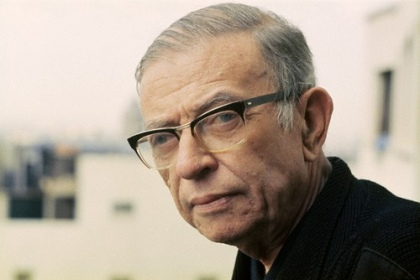 "Bakewell on Sartre: ""Of course, he was monstrous. He was self-indulgent, demanding, bad-tempered. … I disagree with quite a lot in Sartre. But then there is the question of 'character'—and Sartre is full of character. He bursts out on side sides with energy, peculiarity, generosity, and communicativeness."""