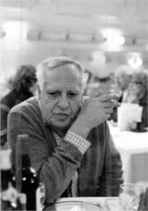 Philip Guston Portrait, photograph; toward the end of his life