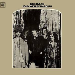 Bob_Dylan, John_Wesley_Harding album cover
